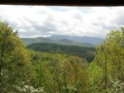 Magnificent views of the Smoky Mountains